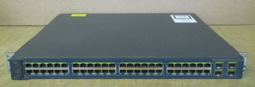 Cisco Catalyst WS-C3560v2-48PS-S 48x 10/100 4x SFP Ports L3 Managed Switch